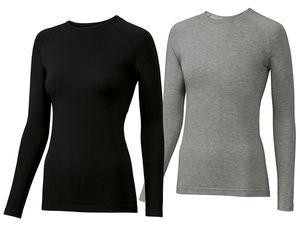 ESMARA® Lingerie Damen Thermo-Unterhemd