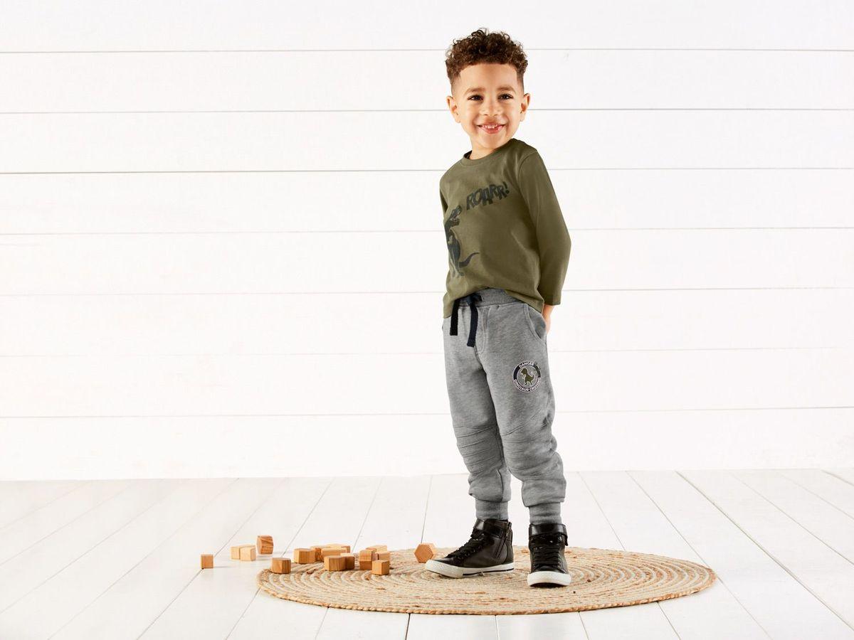 Bild 5 von LUPILU® Kleinkinder Jungen Sweathose