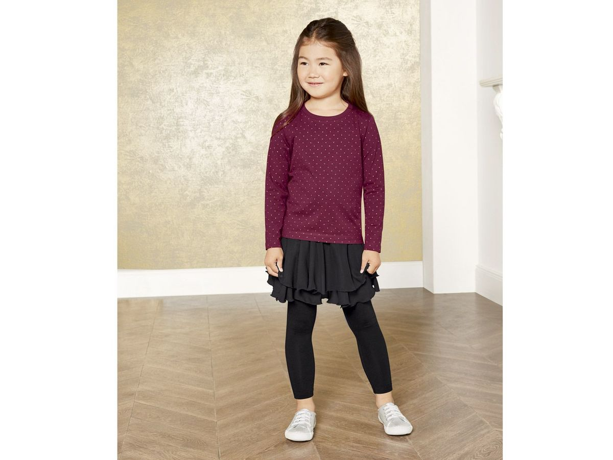 Bild 5 von LUPILU® Kleinkinder Mädchen Langarmshirt