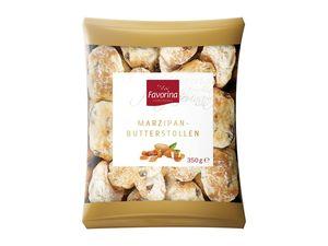 Mini-Marzipan-Butterstollen