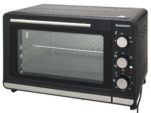 SILVERCREST® Grill- und Backautomat mit Rotisserie SGBR 1500 C4