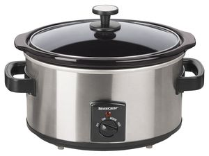 SILVERCREST® Slow Cooker - SSC 200 C1