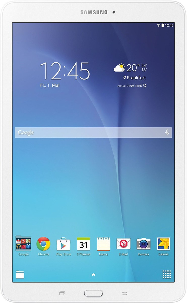 Bild 1 von Samsung Galaxy Tab E SM-T560 Tablet-PC - 24,4 cm (9,6 Zoll)