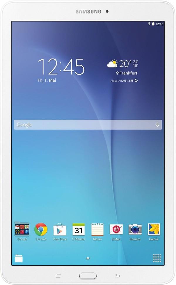 Samsung Galaxy Tab E SM-T560 Tablet-PC - 24,4 cm (9,6 Zoll)