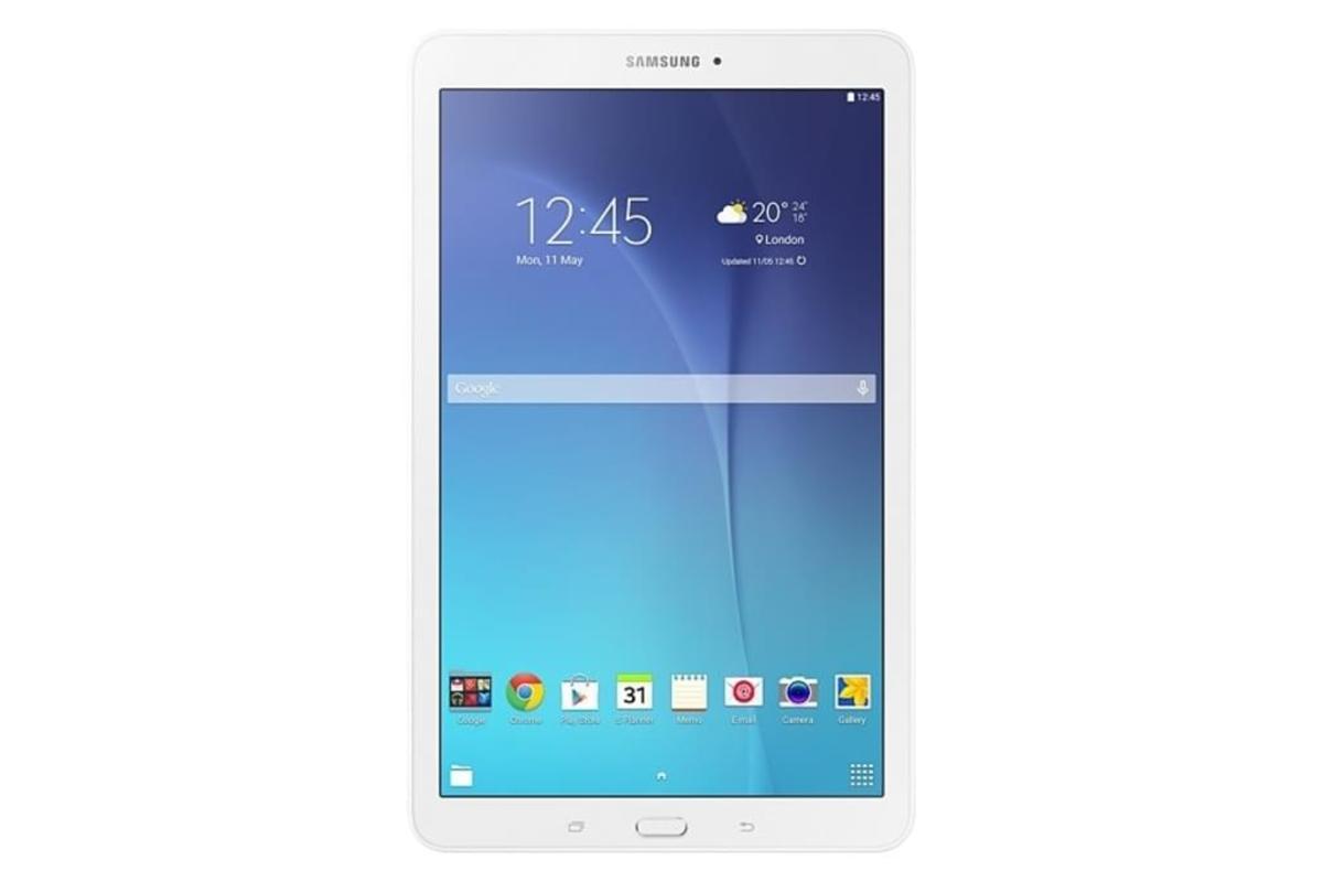 Bild 4 von Samsung Galaxy Tab E SM-T560 Tablet-PC - 24,4 cm (9,6 Zoll)