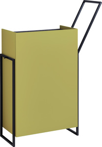 Germania Garderobe 3793-528 GW-Famolus 103 x 141 x 37 cm Olivgelb/Anthrazit