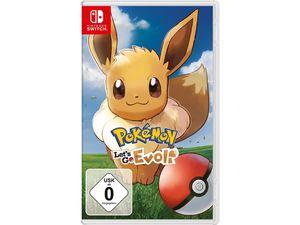 Nintendo Pokémon: Let´s Go, Evoli! (Nintendo Switch)