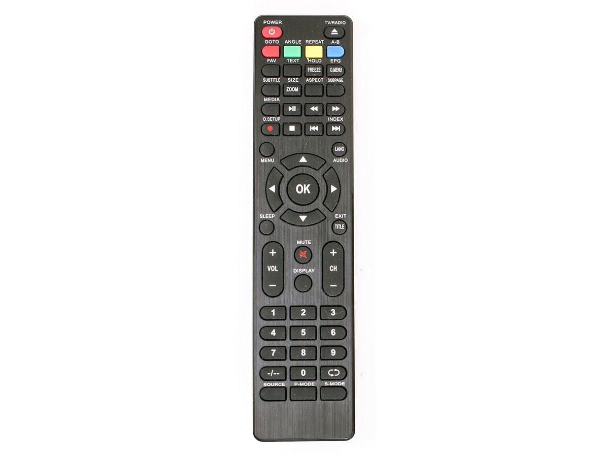 Bild 5 von JTC GALAXIS 4.9 UHD 4K  Fernseher, 49 Zoll,  Smart TV
