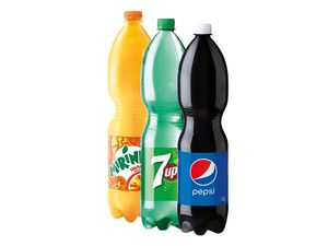 Pepsi/7UP/Mirinda