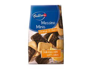 Bahlsen Messino Minis