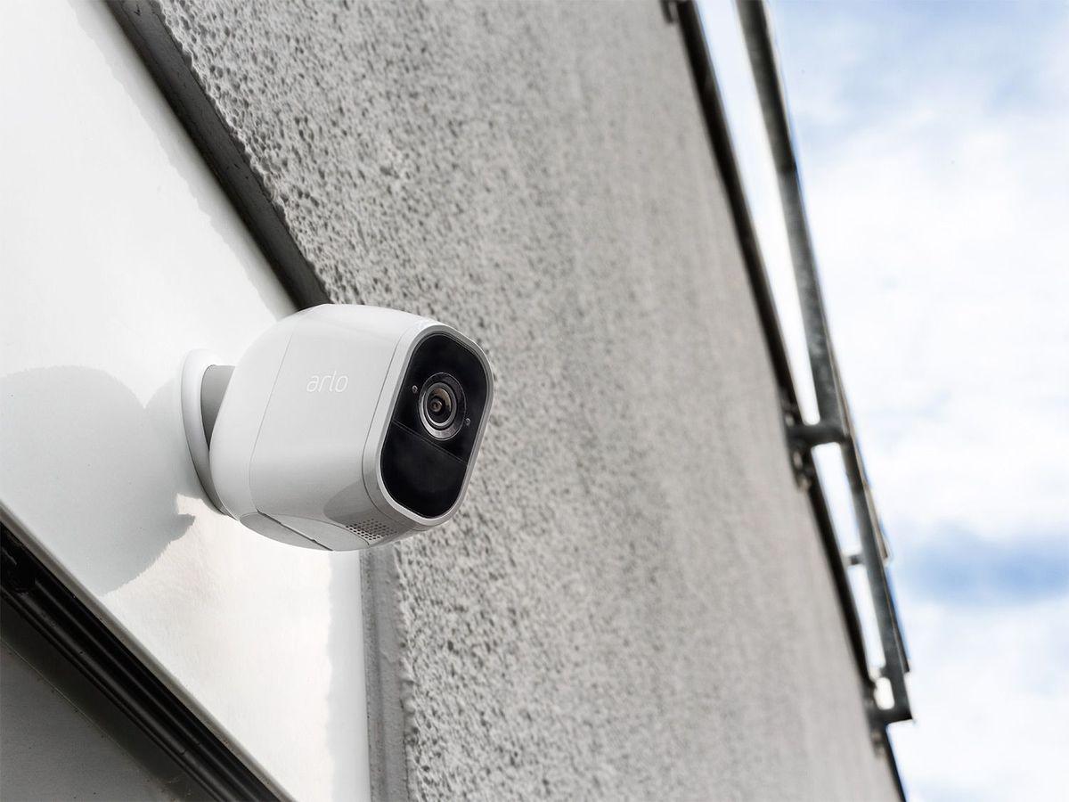 Bild 4 von NETGEAR Arlo Pro 2 VMC4030P Full-HD-Sicherheitskamera