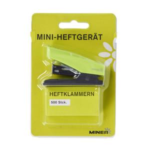 Minea Minihefter in verschiedenen Farben