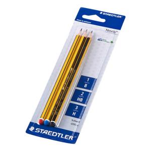 Staedtler Bleistifte Noris 3 Stück