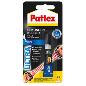 Pattex Sekundenkleber Ultra Gel 3 g