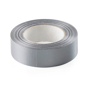 Gewebeband in Grau