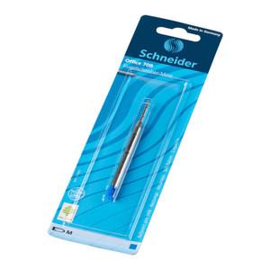 """Schneider Großraum-Kugelschreibermine """"708"""" in Blau"""