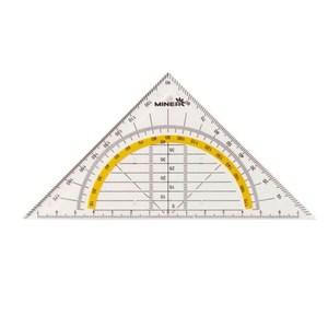 Minea Geometriedreieck 16 cm