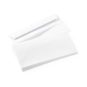 Minea Briefumschläge ohne Fenster 25 Stück DIN Lang