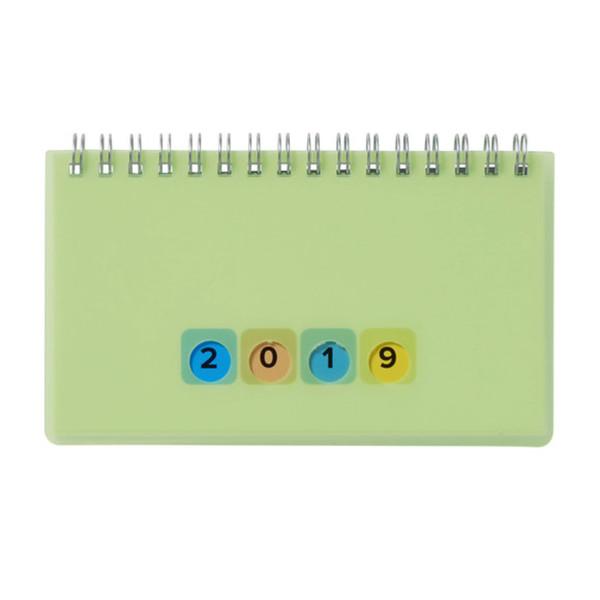 """Herlitz Schreibtischkalender """"Mini Protect"""" für 2019"""