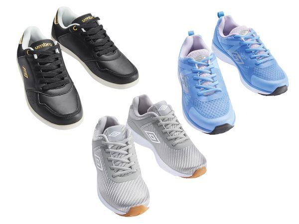 219b55ca459e4a UMBRO Damen Sneaker von Lidl ansehen! » DISCOUNTO.de