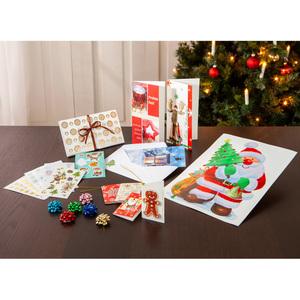 paperscrip Weihnachtskarten, Anhänger und Sticker