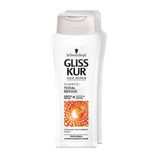 Schwarzkopf Gliss Kur Spülung Shampoo Von Aldi Nord Ansehen