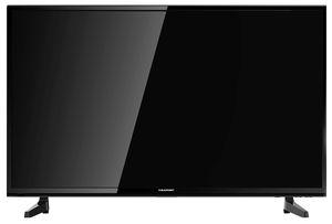 Blaupunkt 81 cm (32 Zoll) LED-HD-TV BLA-32/1480, H.265, 3 HDMI-/2 USB-Anschlüsse, Cl+, Stand-by 0,5 Watt, Betrieb 31 Watt, Maße H44,5 x B73,9 x T8,6 cm, Triple Tuner