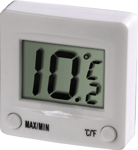 Kühl- u. Gefrierschrank Thermometer Digital, -30 bis +30°C Hama