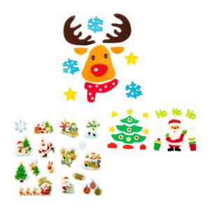 LIVING ART     Weihnachtliche Gelsticker