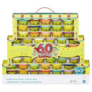 Play-Doh - Jubiläumsset, 60-tlg. (B8950)
