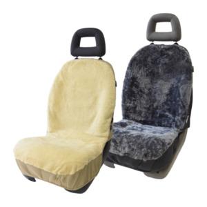 CAR XTRAS     Lammfell-Autositzbezug