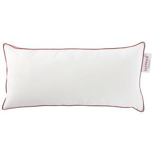 SANNWALD MED Kopfkissen (40x80, weiß)