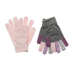Handschuhe 2er Pack für Mädchen