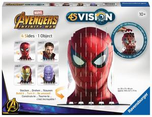 Ravensburger 4S Vision Avengers Infinity War
