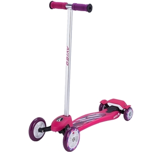 AVIGO - 4 Wheel Scooter, pink