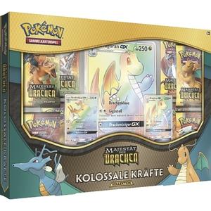 Pokémon - Majestät der Drachen: Kolossale-Kräfte-Kollektion