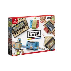 Nintendo - Switch: Nintendo Labo Toy-Con 01 Multi-Set