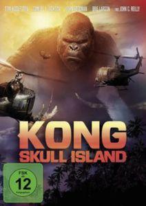 DVD Kong: Skull Island