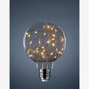 LED Design Leuchtmittel 'Stiltalent' Kugelform