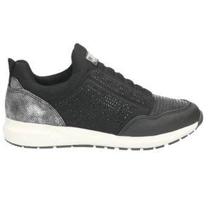 Damen Slip-On Sneaker, schwarz