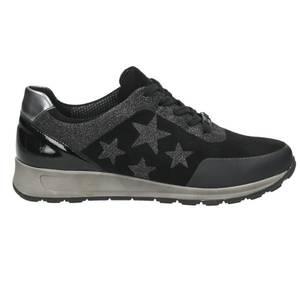 Damen Sneaker, schwarz