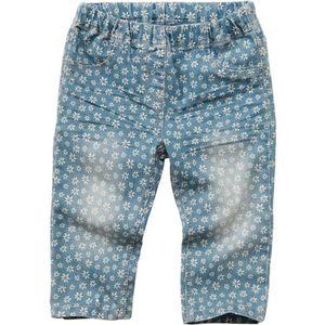 Capri-Jeans-Leggings bedruckt