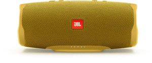 JBL Charge 4 Multimedia-Lautsprecher Bluetooth gelb/gold