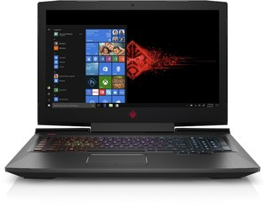 HP OMEN 17-an166ng Machine from hell 43,9 cm (17,3´´) Gaming Notebook shadow black