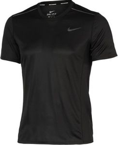 Nike MILER SHORTSLEEVE TOP - Herren Laufshirts