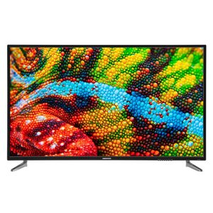 MEDION LIFE® P16500 TV, 163,8 cm (65''), Ultra HD, PVR ready, integrierter Mediaplayer, DVB-T2 HD, HD Triple Tuner, CI+, inkl. 2.1 TV Soundbar E64126
