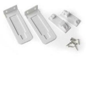 Reer Schrankschloss Schubladenriegel Sicherung für Schrank + Schubladen