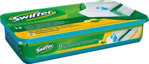 Swiffer Feuchte Bodentücher 12 Tücher