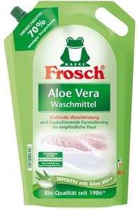 Frosch Aloe Vera Waschmittel flüssig 1,8 L 18 WL