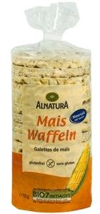 Alnatura Bio Maiswaffeln mit Meersalz 110 g